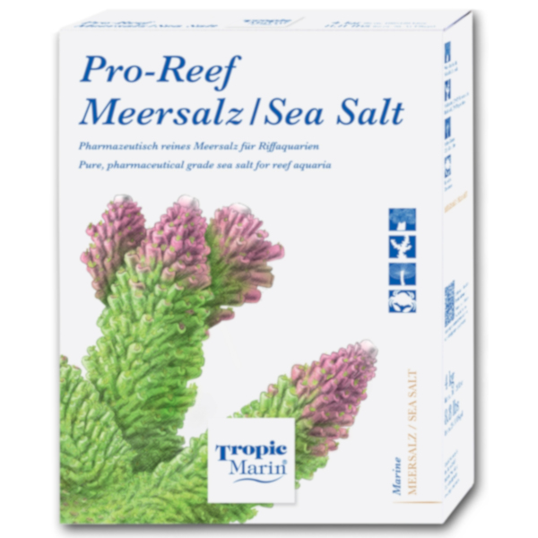 TROPIC MARIN Pro-Reef Sea Salt 4Kg