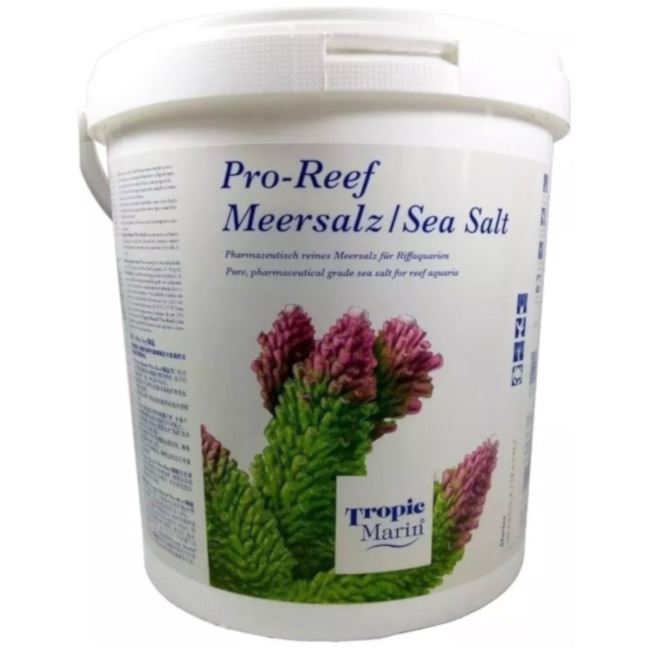 TROPIC MARIN Pro-Reef Sea Salt 10Kg