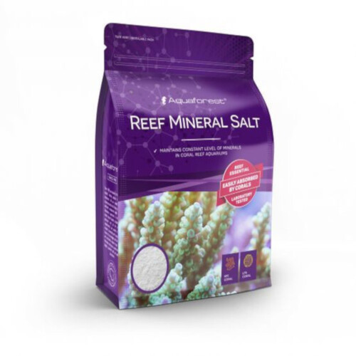 AQUAFOREST Reef Mineral Salt (800gr)