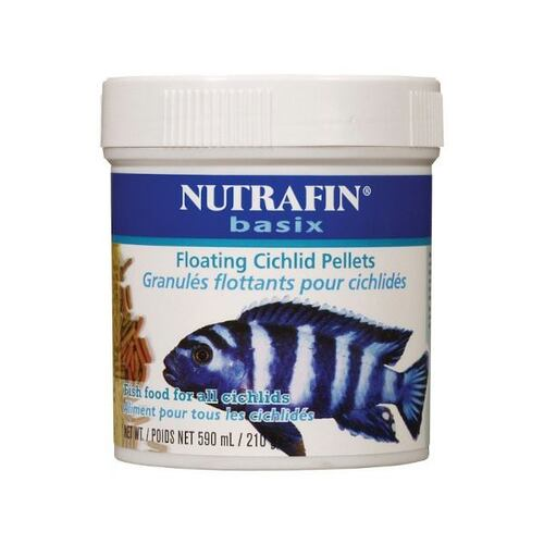 NUTRAFIN Basix Ciclideos (210g)