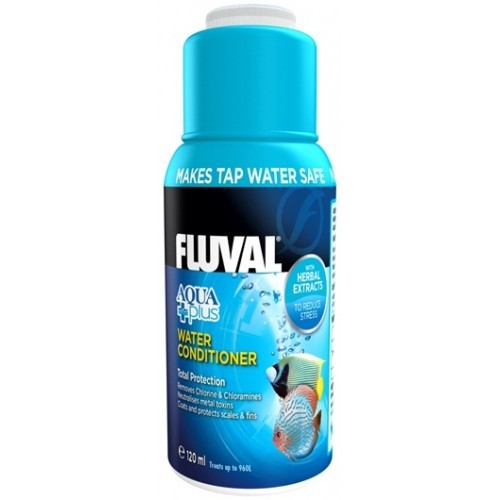 FLUVAL Acondicionador Aqua Plus (120ml)
