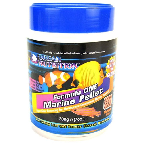 OCEAN NUTRITION Formula One Pellets Medium 100g